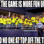 RT @TopOffTheTrop: But the Rays are more FUN on TV… #Rays #TopOffTheTrop #1MoreGame #MLB GET YOUR TICKETS NOW http://t.co/aGkFxjVhVE http://t.co/kHz2mUQCWK