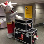 RT @NHLFlames: Stanley is on his way to the Dome with Harvey! #Forever25 #MyCupMoment http://t.co/4WHSQ6oNaJ