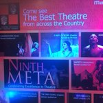 RT @Prakashukla: #Art & #culture is alive & kicking in Delhi .Another Houseful day @METAwards Theatre Festival @anandmahindra http://t.co/S…