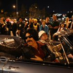 RT @BirthdayFreebie: Vegas shot of the day. Las Vegas Halloween parade #Vegas http://t.co/64QpE3FWeW