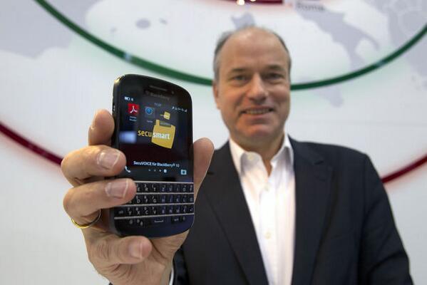 On Sale Now: Merkel's Secure BlackBerry for Regular Folks http://t.co/1NpG4iZn03