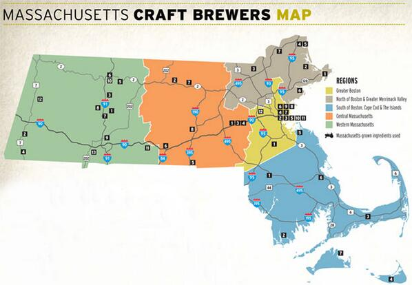 Try an #MA brewery tour & discover a locally produced ale, lager, or IPA: http://t.co/VRgqB9H3rD #MassGrown http://t.co/qVoZUfgCqZ
