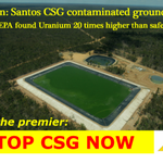 Santos #CSG has poisoned groundwater: Add your voice to our call for a halt to the industry http://t.co/Cskc0N8mQU http://t.co/bBwDWQ14sN