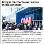 RT @TheMILL0NARI0: CNN agarra tu guarimba, paq sean serios ... http://t.co/mJjAZ7RV5d