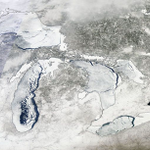 RT @washingtonpost: Its March, but the Great Lakes still have record-breaking ice http://t.co/GAFUzvIwqO http://t.co/i7tk84Ajhj