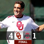 ULTIMATE UPSET: No. 4 #Sooners 4, No. 1 Ohio State 1. http://t.co/TrVSE7MT2K