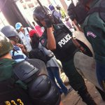Riot police getting more aggressive with bystanders at Boeng Kak, Phnom Penh http://t.co/SlrcDSVa9u