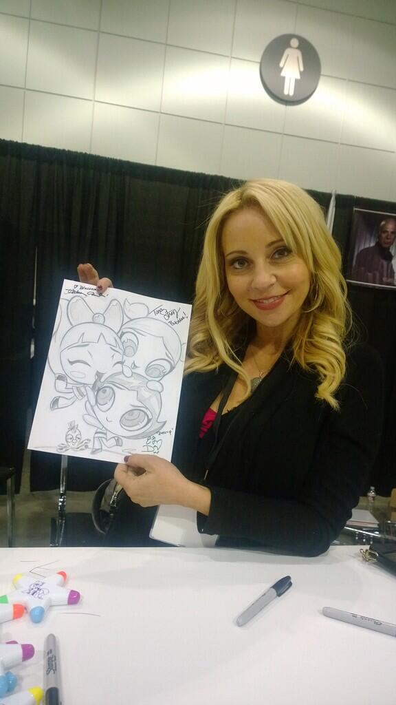 #FollowFriday @tarastrong Canada's Legendary Voice Actress, Singer & Outrageously Gorgeous Queen of The BRONIES. http://t.co/OqKrJk2p95
