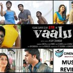 RT @sekartweets: #Vaalu music review @sidhuwrites http://t.co/rNWGWkX99E @iam_STR @MusicThaman