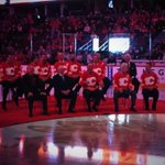 RT @NHLFlames: There are a lot of #Flames alumni in attendance! #Forever25 http://t.co/Bu2NIc1G6I