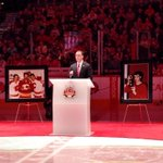 """To the fans ... We all shared that magical season in 1989."" - Nieuwendyk #Forever25 http://t.co/KzkfhRsYWS"
