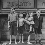 Dublin History ~ Only one child had some boots to wear #Dublin http://t.co/rxIbckg0Ot