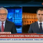 RT @MaximEristavi: Russia is peddling a big lie about Crimea, intl presence there is obviously not welcomed - OSCEs @danbbaer on CNN http://t.co/aLVRymSwF5