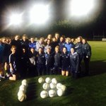 RT @dublinladiesg: Dublin Ladies Snr Team pay tribute to Irish Rugby Legend Brian ODriscoll #thirteen @irfurugby @O2IrlRugby #COYGIB http://t.co/Y3ZTS5pUmF