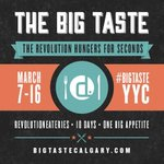 RT @yycfoodtrucks: Happy #BigTasteYYC! Where will you be dining? http://t.co/ZgkCISrj7d