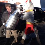 RT @NHLFlames: Stanley has arrived! #MyCupMoment http://t.co/vKEsoZJXJt