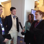 RT @Trish_in_DC: @DecodeDC in action at CPAC http://t.co/91XCBVf9I1