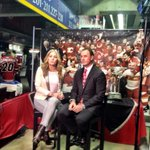.@Kristin_Hallett sits down with Joe Nieuwendyk prior to the big night! #Forever25 http://t.co/xn7nMdJONi