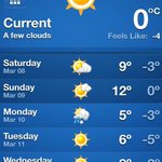 #Calgary weather this weekend is looking awesome!  http://t.co/cqvHYP3F7b