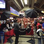 Come get a picture with the Cup if you are at the Scotiadome tonite for Forever a Flame 25! http://t.co/QOhAvMhgQD