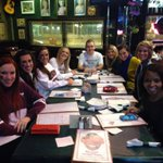 @MSU_SugarBears and @MSU_Boomer at dinner in downtown StL after @MSUBearsHoops beat Illinois State!! http://t.co/Mgm8asHLEm