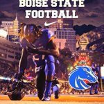 RT @BSUFootballPix: Boise, Boise State & Bronco Football rolled into one image. Like if you #BleedBlue, RT to #AttackTheFuture! http://t.co/jwgmVFnRhl