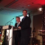 .@cbcDougDirks getting set to co-emcee the immigrants of distinction awards with @TTighe #ida2014 #cbc http://t.co/Flhwnz9e1b
