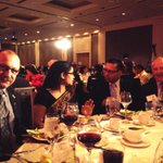 An amazing array of political types here at the #IDA2014 celebrating great immigrants. http://t.co/fF7W4FbkSE