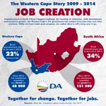 """@WesternCapeDA: The Western Cape has the lowest broad unemployment rate in the country at 22%. #WCapeStory http://t.co/zceyXFXAc6"""