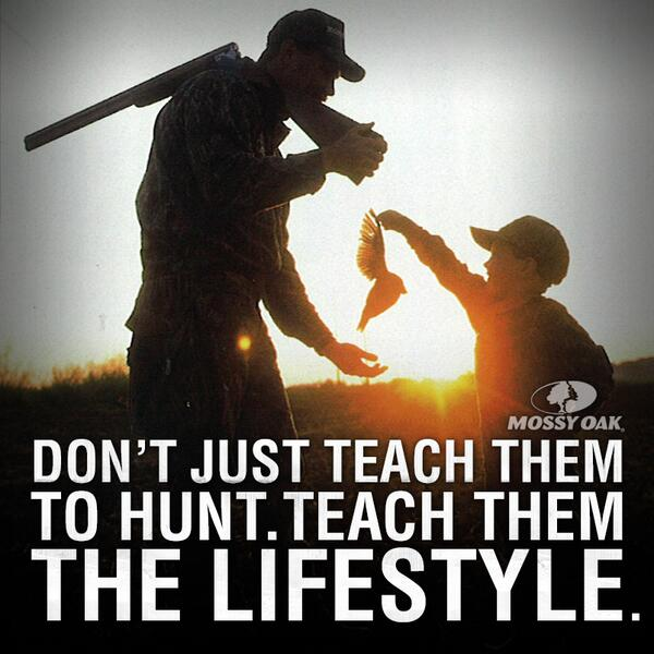 Enjoy your weekend Everyone!!!! Take a moment and share a little of the #Hunting Life with a youngster!! #HuntingLife http://t.co/fmUTtn94CP