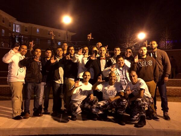 Much love to all the Georgia chapters, but especially @GILambdas for driving 5 hours to come support my @UWGLambdas! http://t.co/oiHOSkIyqF