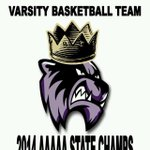 RT @MillerGroveHoop: #MGBB defeats Warner Robins 43-70 to earn their 6TH CHAMPIONSHIP IN A ROW! #History #Legendary #Champions http://t.co/K5Uiy250AL