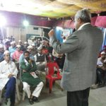 RT @aappune: AAP National Secretary Pankaj Gupta speaking to volunteers in Pune. http://t.co/pYTFGxo20B