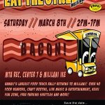 RT @buenosantojitos: Tomorrow is the big #BACON day in #Mililani... #eatthestreet #Hawaii #streetgrindz http://t.co/7C8r4IBzJq