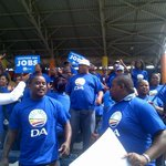 We went out to tell the Western Cape DA story in Blue Downs and yes we can write the 2nd chapter http://t.co/sW5xOTxBea