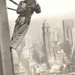1936: Empire State Window Washer Cameraman. http://t.co/9nRj2p7FxB