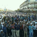 Dont underestimate the power of aam Gujarati. AAP rally in Gujarat. http://t.co/0cxtHQsv4p