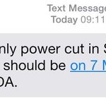 The @DA_News getting cheeky with their marketing SMSes ;) http://t.co/XbaKYFyPIk