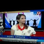 RT @anji506: Watching 'Bhuvi lo sagam' @lakshmimanchu  Inspirational Show for Wo'men'..
