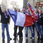 RT @edinburghpaper: Morning Edinburgh. The French fans are in town! Come on Scotland #backingblue http://t.co/ubf538iqJ1