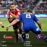 Crusaders leave it late, but claim their first victory of the #SuperRugby season in a thriller #CRUvSTO http://t.co/RoZgVucS7R