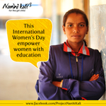 RT @NanhiKali: @anandmahindra Bonda Gangamma's struggle to become a PE teacher is the proof of a woman's strength. #HappyWomensDay http://t…