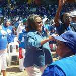 @PatriciaDeLille jiving to the live music at the DA launch of the #WCapeStory @DA_News http://t.co/Pou7An3XiU