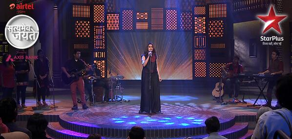 The nation wants a change. Show your support & set #satyamevjayate song as your Hello Tune by dialling 56789