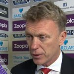 RT @btsportfootball: Moyes admits he was concerned that @Persie_Official could have picked up a second booking. http://t.co/ffVQuFPamN http://t.co/r50YZwz6mS