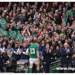 Brian ODriscoll named man of the match. #BOD #IREvITA photo by @Inphosports http://t.co/R01pymLIeF
