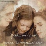 "RT @TwihardKingdom: ""Yeah we are all gonna be together now."" -Bella Cullen #breakingdawn #TKpict http://t.co/cQAXrllQmL"