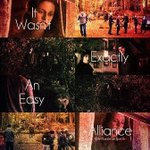 It wasnt exactly an easy alliance. #TKpict http://t.co/rYH2pmxtCB