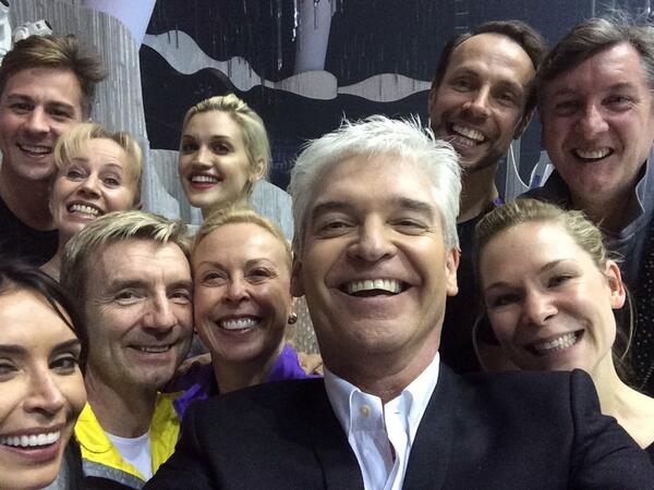 """@Schofe: Doing a bit of rehearsal ;) http://t.co/t2EvgaFCtt""ready fpr our final and very special day, how lucky are we, Thankyou all x"