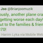 RT @Bella_BabyStar: even Brian Joo pray for them in MH370 , please Zed Zaidi , come to your sense . do you have heart ? #PrayForMH370 http://t.co/aoZkHqZEKf